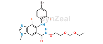 Picture of Binimetinib Cyclized impurity