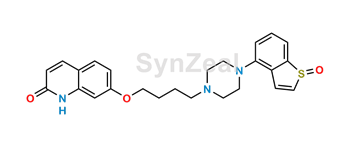 Picture of Brexpiprazole Sulfoxide