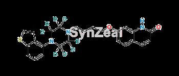 Picture of Brexpiprazole-piperazin D8