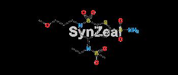 Picture of Brinzolamide Methanesulfonyl Amide