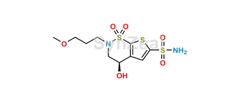 Picture of Brinzolamide Related Compound A