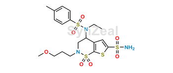 Picture of Brinzolamide Tosyl Impurity