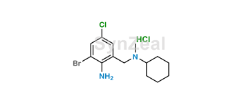 Picture of Bromhexine Related Compound 2 HCl