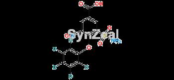 Picture of 3-Nitro-4-phenoxy-5-sulfamoylbenzoic Acid D5