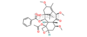 Picture of Cabazitaxel Impurity 1