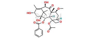 Picture of Cabazitaxel Impurity 27