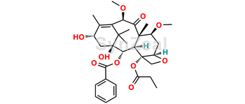 Picture of Cabazitaxel Impurity 28
