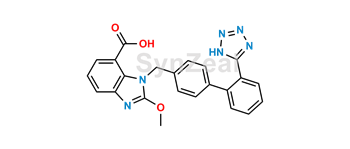 Picture of Candesartan Acid Methoxy Analog