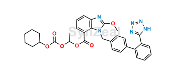 Picture of Candesartan Cilexetil Methoxy Analog