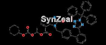 Picture of Candesartan Cilexetil N2-Trityl Methoxy Analog