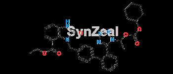 Picture of Candesartan Ethyl Ester Desethyl N1-Cilexetil Analog