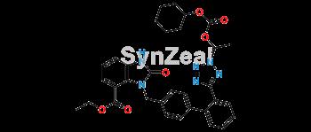 Picture of Candesartan Ethyl Ester Desethyl N2-Cilexetil Analog