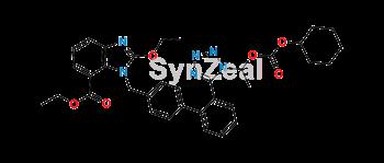 Picture of Candesartan Ethyl Ester N1-Cilexetil Analog