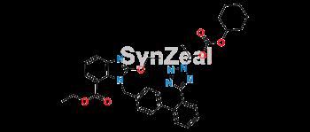 Picture of Candesartan Ethyl Ester N2-Cilexetil Analog