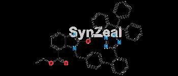 Picture of Candesartan Ethyl Ester N2-Trityl Analog