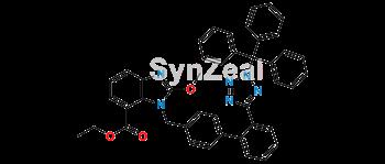 Picture of Candesartan Ethyl Ester N2-Trityl Methoxy Analog