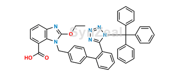Picture of N-Trityl Candesartan