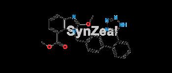 Picture of Candesartan Methyl Ester Methoxy Analog