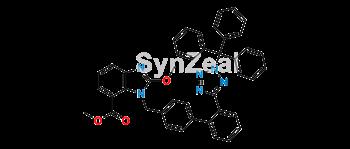 Picture of Candesartan Methyl Ester N2-Trityl Methoxy Analog