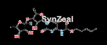 Picture of 3'-(5'-Deoxy-Alfa-D-ribofuranoyl) Capecitabine