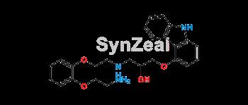 Picture of Carvedilol O-Desmethyl O-Aminoethyl Impurity