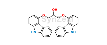 Picture of Carvedilol Biscarbazole Impurity
