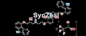 Picture of Carvedilol O-Desmethyl O-Alkyl Impurity