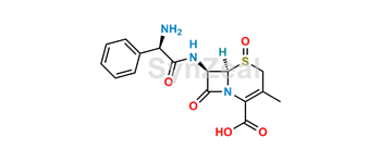Picture of Cephalexin S-Sulfoxide
