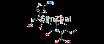 Picture of Cefdinir Sulfoxide