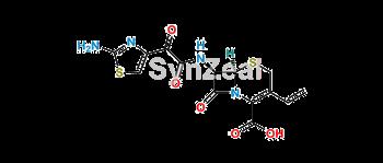 Picture of Cefdinir glyoxalic analog