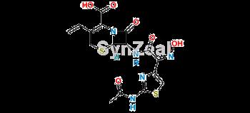 Picture of N-Acetyl cefdinir