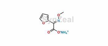 Picture of (E)-2-Methoxyimino-2-furanacetic Acid Ammonium Salt
