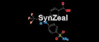 Picture of Celecoxib Carboxylic Acid