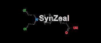 Picture of 3,4-Dehydro Chlorambucil