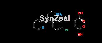 Picture of Didesmethyl chlorpheniramine maleate
