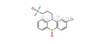 Picture of Chlorpromazine N-Oxide Sulfoxide