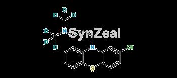 Picture of Chlorpromazine D6