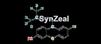 Picture of 7-Hydroxy Chlorpromazine D6