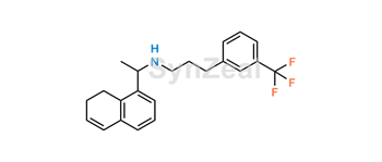 Picture of Cinacalcet 7,8-Dihydro Racemate Base