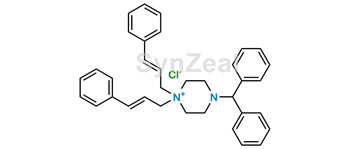 Picture of Cinnarizine EP Impurity C