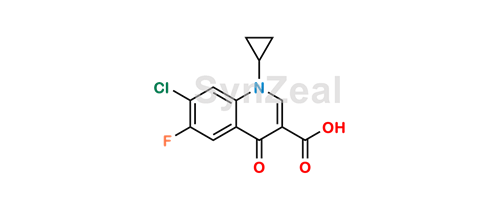 Picture of Ciprofloxacin EP Impurity A