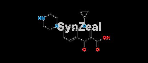 Picture of Ciprofloxacin EP Impurity B