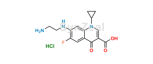 Picture of Ciprofloxacin EP Impurity C