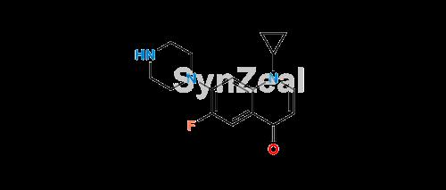 Picture of Ciprofloxacin EP Impurity E