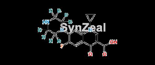 Picture of Ciprofloxacin D8