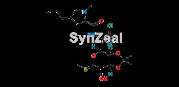 Picture of Isopropylidene Clindamycin