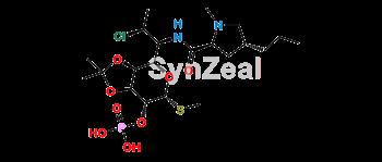 Picture of Isopropylidene Clindamycin Phosphate