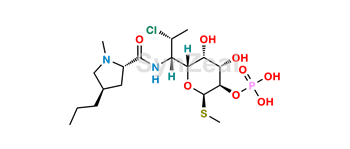 Picture of 7-Epi Clindamycin 2-Phosphate