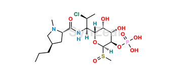 Picture of Clindamycin 2-Phosphate Sulfoxide