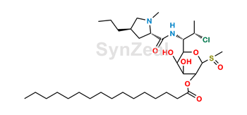 Picture of Clindamycin Sulfoxide 2-Palmitate Isomer